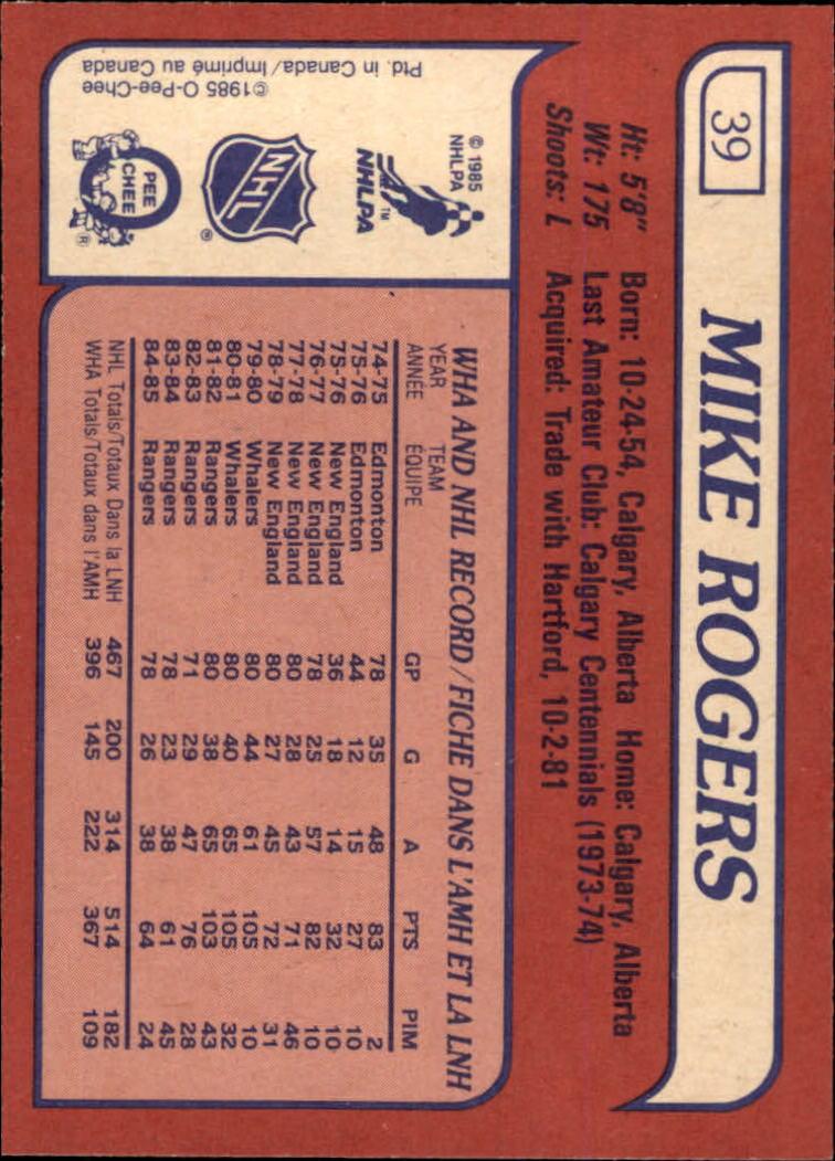 1985-86-Topps-Hockey-Base-Singles-Pick-Your-Cards thumbnail 35