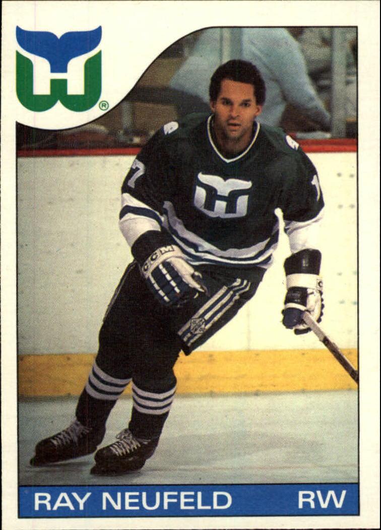 1985-86-Topps-Hockey-Base-Singles-Pick-Your-Cards thumbnail 54