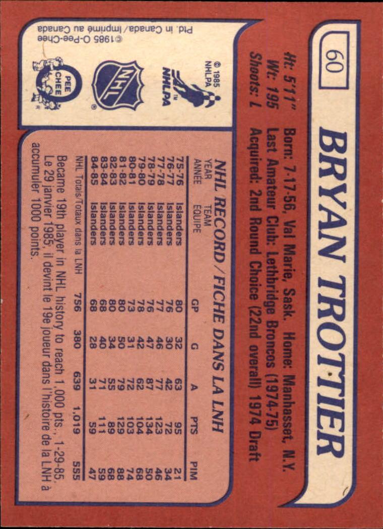 1985-86-Topps-Hockey-Base-Singles-Pick-Your-Cards thumbnail 59