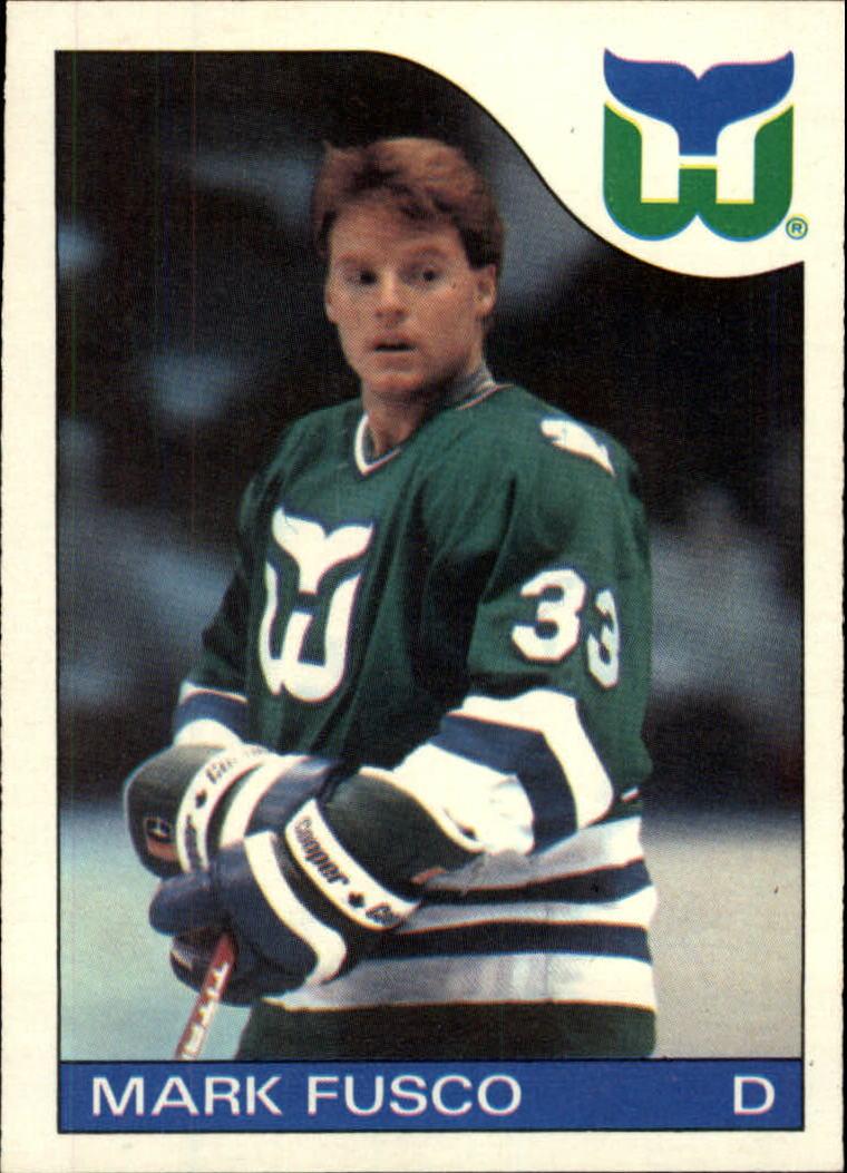 1985-86-Topps-Hockey-Base-Singles-Pick-Your-Cards thumbnail 70