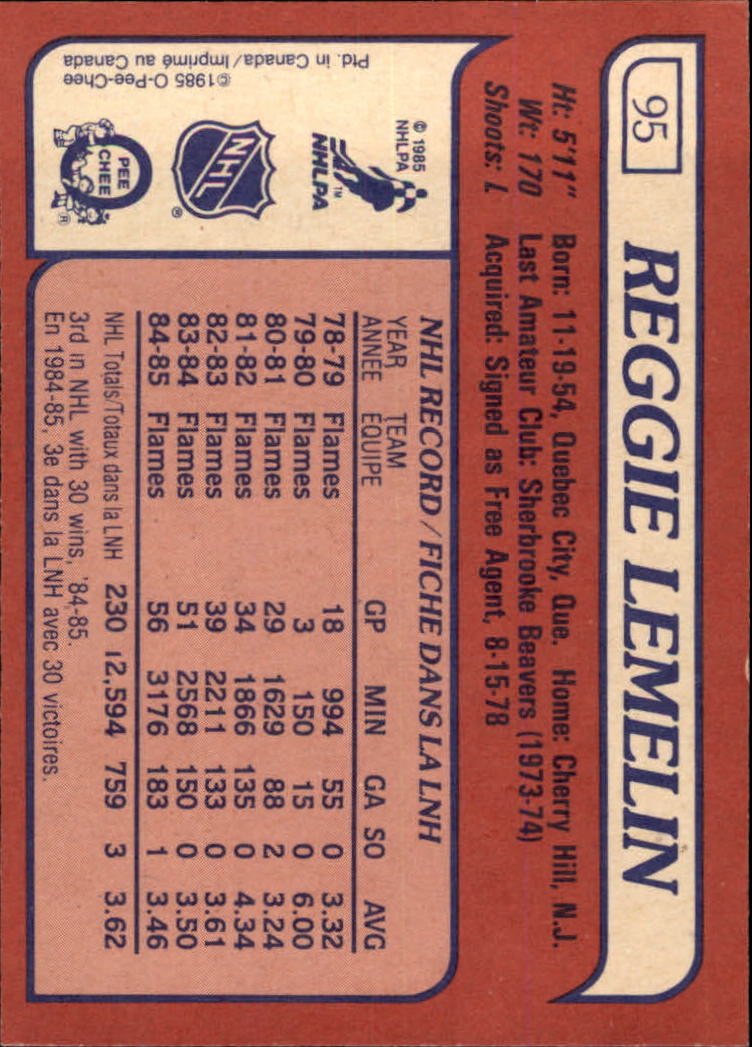 1985-86-Topps-Hockey-Base-Singles-Pick-Your-Cards thumbnail 87