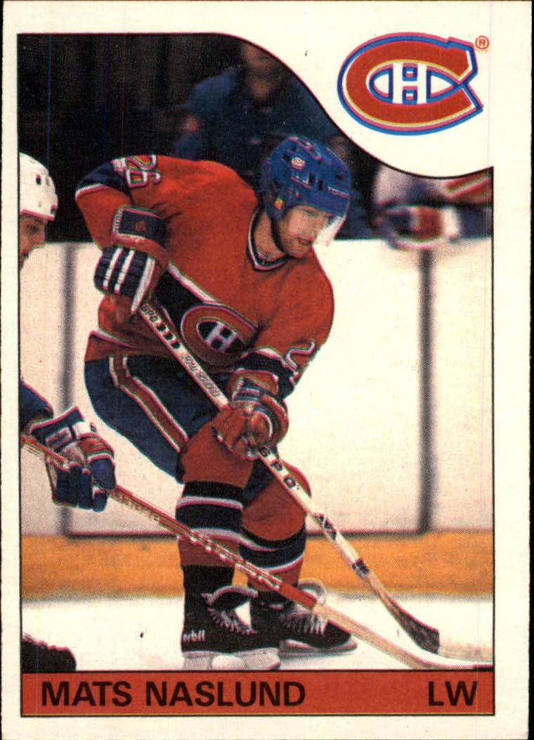 1985-86-Topps-Hockey-Base-Singles-Pick-Your-Cards thumbnail 94