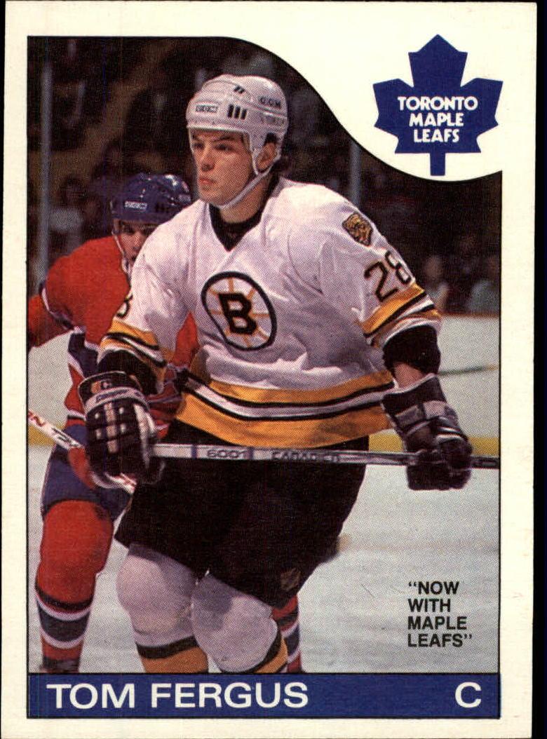 1985-86-Topps-Hockey-Base-Singles-Pick-Your-Cards thumbnail 104