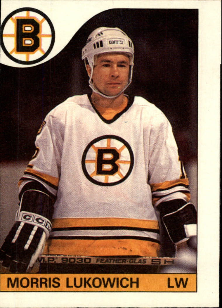 1985-86-Topps-Hockey-Base-Singles-Pick-Your-Cards thumbnail 114