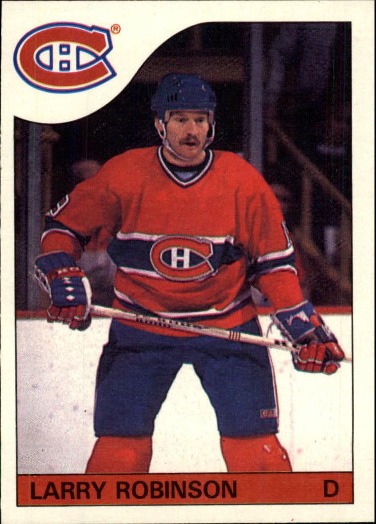 1985-86-Topps-Hockey-Base-Singles-Pick-Your-Cards thumbnail 128