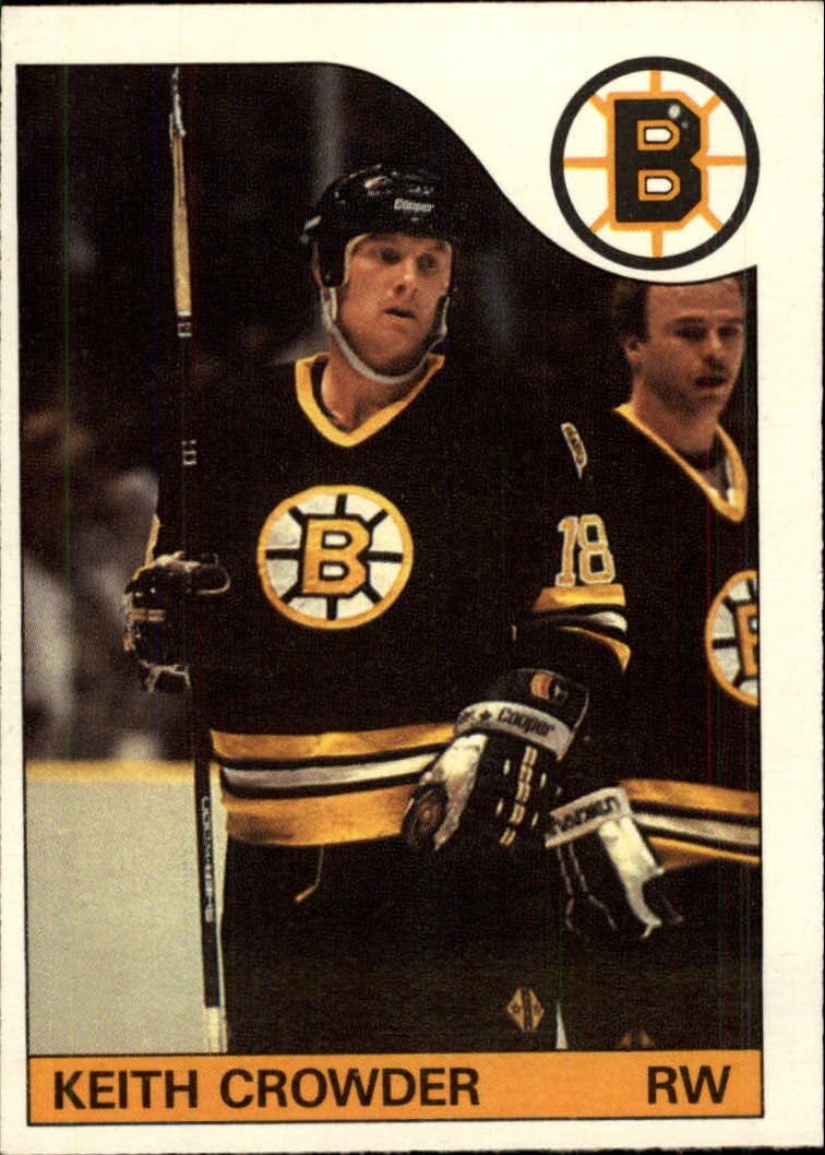 1985-86-Topps-Hockey-Base-Singles-Pick-Your-Cards thumbnail 136